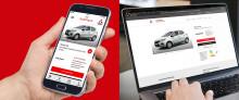 Autohäuser digitaler und vernetzter mit den Händlerwebsites von Mitsubishi Motors