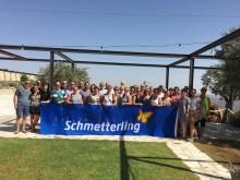 Schmetterling TOP-Partner Treffen im Aldiana Zypern