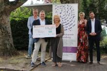 Mitarbeiter-Spende: Westfalen Weser Energie-Gruppe  unterstützt Hospiz- & Palliativnetzwerk Schaumburg