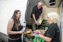 FødevareBanken har uddelt 10 mio. måltider af overskudsmad