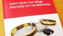 Välkommet förbud mot erkännande av utländska barnäktenskap