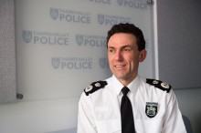 Farewell to Thames Valley Police's Chief Constable Francis Habgood