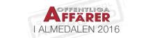 Offentliga Affärer i Almedalen 2016
