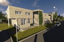 Geoenergi från Malmberg till Modular Living