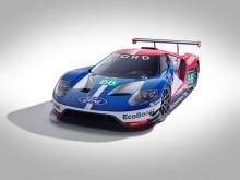 Ford tilbage i Le Mans: Den nye superbil GT klar til en stærk start i 2016
