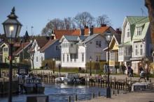 Kommunerna med störst skillnad mellan bruttoinkomst och bostadspris