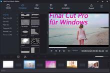 Die 6 wichtigsten Alternativen zu Final Cut Pro für Windows im Jahr 2020 (Effektiv und Einfach)