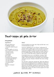 Recept på Jamie Olivers åtta inspirerande soppor