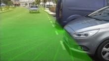 Biler som kan se rundt svingen? Ford lanserer videoteknologi som kan hjelpe sjåfører til å unngå kollisjoner