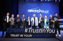 เอปสันผนึกกำลัง 500 TukTuks จัด Startup Day