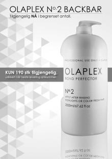 Olaplex no.2 Backbar på lager