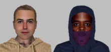 E-Fit images released in robbery investigation - Banbury