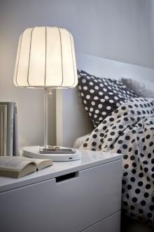 IKEA lanserar heminredning med trådlös laddning