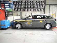 Ny Ford Mondeo fik 5 stjerner i Euro NCAPs test