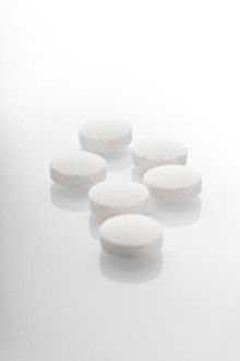 Probiotic chewable tablets: Chew 'for life'!