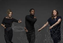 Tre koreografer intar Sörmland 2018