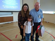 School's out for retiring Moray janitor