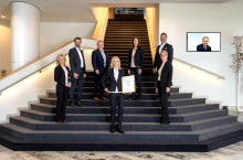 Svenska Mässan Gothia Towers utsett till Sweden's Best Managed Company