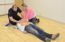 Procurator AB ger efterfrågad kurs i hjärt- och lungräddning (HLR)