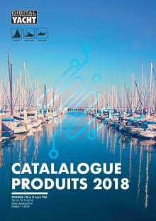 Catalogue des produits Digital Yacht et changement des conditions de livraison et de règlement