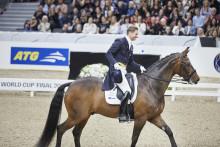 Gothenburg Horse Show utsedd till världens bästa dressyrtävling