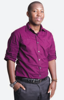 Best radio health journalism - Siphosethu Stuurman from SABC Radio for 'Young and living with HIV'