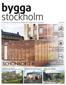 Arkitektur, statlig stolthet, Stockholm och Köpenhamn