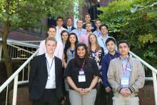 Allianz welcomes students for Summer Internship Scheme