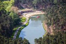 Center Parcs welcomes first guests to Woburn Forest