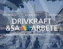 Mälartinget 2017 : Drivkraft & samarbete