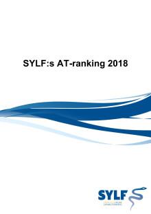SYLFs AT-ranking 2018 Hela listan