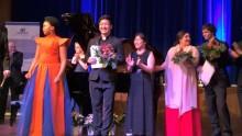 Sängerolympiade an der Ostsee: Nachwuchskünstler beim 17. Maritim Musikpreis ausgezeichnet