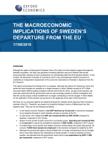 Swexit Summary Report