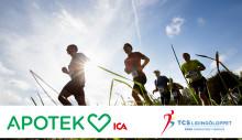 Apotek Hjärtat och TCS Lidingöloppet i nytt samarbete