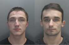 Two men sentenced following burglary last March