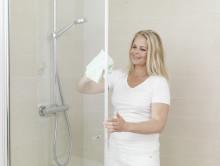 Så rengör du dusch- och badutrymmen