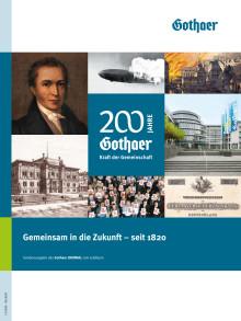 Jubiläumsbroschüre 200 Jahre Gothaer
