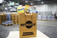 Nestlé och Matsmart samarbetar för minskat matsvinn
