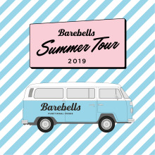 Barebells ger sig ut på turné i Sommarsverige
