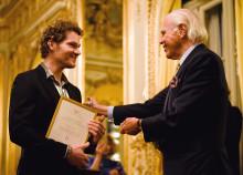 Kungliga Operans Anders Wall-stipendium 2019 till rysk baryton