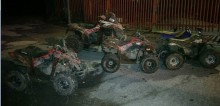 Operation Brookdale - four quad bikes and scrambler bike seized following reports of ASB in Maghull