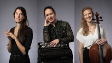De tre finalisterna till Solistpriset 2018 är utsedda