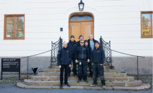 Riksbyggen får slottsuppdrag i Gävle av Statens Fastighetsverk