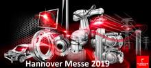 2019年4月ドイツ開催展示会 Hannover Messe 2019