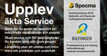 Specma AB och Bilfinger Industrial Services Sweden AB inleder samarbete