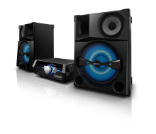 IFA PRESS RELEASE: New high-powered home audio system from Sony