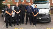 Anti-burglary SmartWater initiative launched – Botley and Cumnor