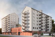 Tornstaden bygger för ICA och JM i Limhamns Sjöstad