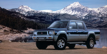 40 år med Mitsubishi pickup suksess