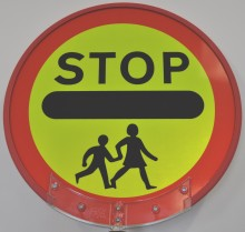 School crossing patrollers